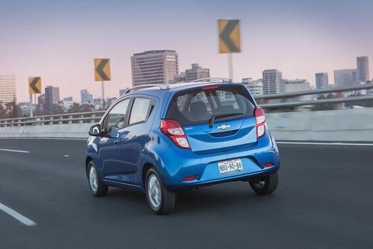 Chevrolet Beat 2018: Xe 'Mỹ' giá chưa tới 200 triệu đồng