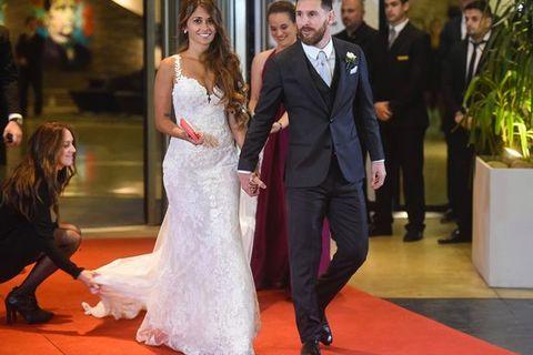 Đám cưới Messi