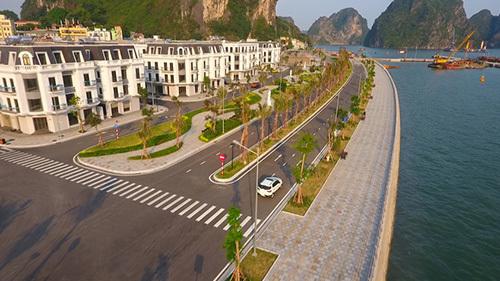 Vinhomes Dragon Bay: nhà phố thương mại 'tất cả trong một'