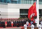 Hong Kong tưng bừng kỷ niệm 20 năm về Trung Quốc