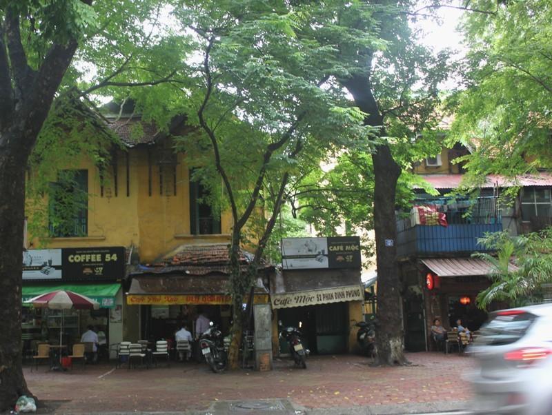 biệt thự cổ Hà Nội, kiến trúc Pháp, di tích lịch sử