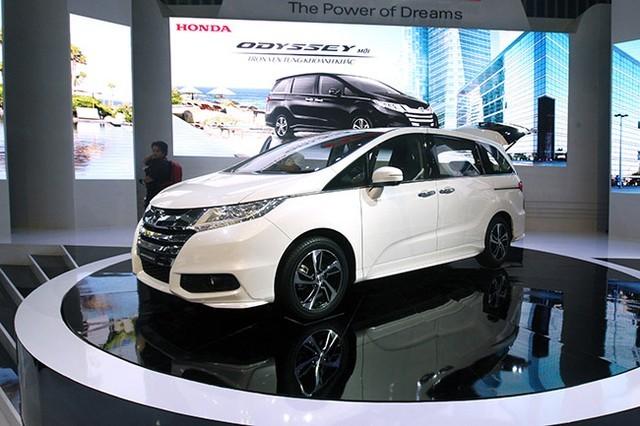 Ô tô Honda giảm tới 200 triệu: Ghi dấu lịch sử toàn thị trường
