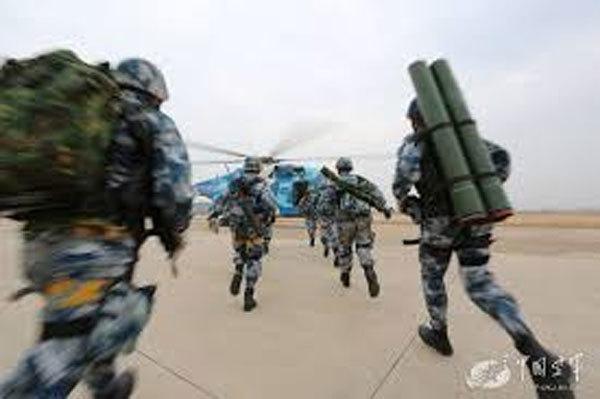Trực thăng tấn công, đặc nhiệm Trung Quốc tới 'cửa ngõ' Triều Tiên