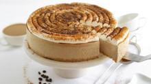 Cách làm bánh phô mai cà phê kiểu Ý không lò nướng