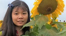 Nữ sinh học trường làng có điểm thi lớp 10 cao nhất Nghệ An