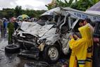 Tai nạn 4 người chết ở Kon Tum: 17 y, bác sĩ nghi ngờ phơi nhiễm HIV