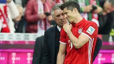 Ancelotti chặn đường Mourinho đưa Lewandowski về MU