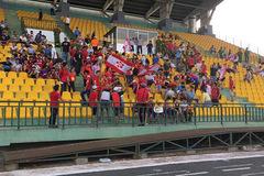 Trận Cần Thơ vs Hải Phòng suýt hủy vì fan đất Cảng