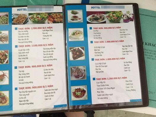 Du khách bức xúc vì không ăn tại khách sạn phải trả thêm 200 ngàn?