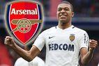 "Perisic ""đột kích"" MU, Arsenal sắm Mbappe 125 triệu bảng"