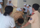 Bộ Công an lên tiếng vụ CSGT bị tài xế hất văng ở Hà Tĩnh