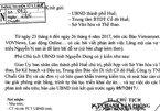 TT-Huế yêu cầu làm rõ vụ lăng mộ vợ vua triều Nguyễn bị san ủi