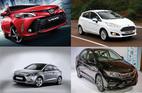 Ba ngày: Ô tô Honda giảm 200 triệu, Toyota 70 triệu, Mazda 40 triệu