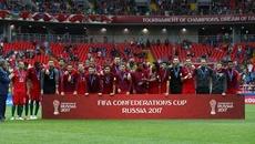 Chấp Ronaldo, Bồ Đào Nha nghẹt thở giành hạng 3 Confed Cup