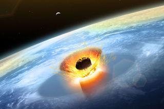Thiên thạch có sức hủy diệt khủng khiếp có thể đâm vào Trái đất