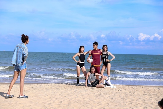 The Face: Minh Tú 'thẳng tay' loại thí sinh team Lan Khuê
