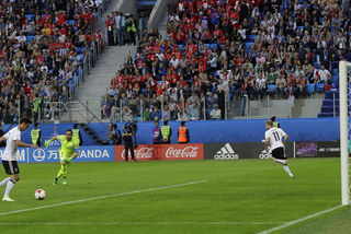 Video bàn thắng Đức 1-0 Chile