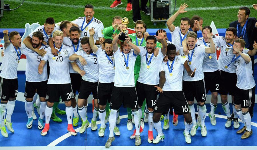 Đức, Chile, Confederations Cup 2017, Cúp các liên đoàn, trực tiếp bóng đá