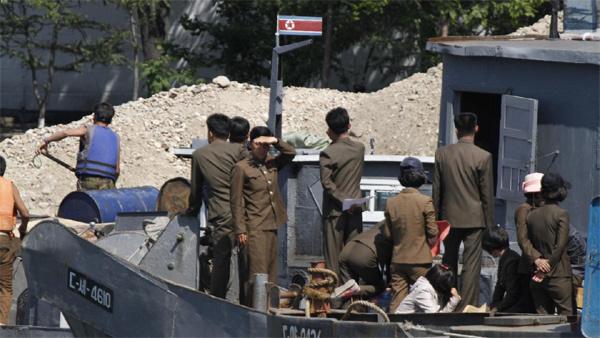 Hình ảnh hiếm về cuộc sống nơi biên giới Triều Tiên