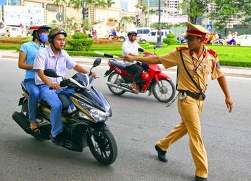 Mua xe trả góp, thế chấp đăng ký sẽ bị xử phạt?