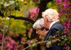 Anh cuống quýt chuẩn bị đón ông Trump thăm bất ngờ