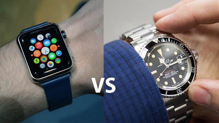 Apple Watch sắp 'bóp chết' ngành công nghiệp đồng hồ Thụy Sỹ?