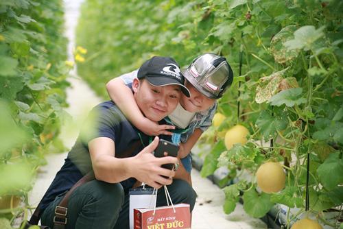 Cuộc phiêu lưu kì thú trong nông trường xanh VinEco