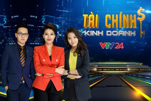 VTV24 làm mới bản tin tài chính kinh doanh