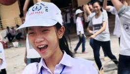 Nữ sinh có kết quả thi cao nhất Nam Định với hai điểm 10 tuyệt đối
