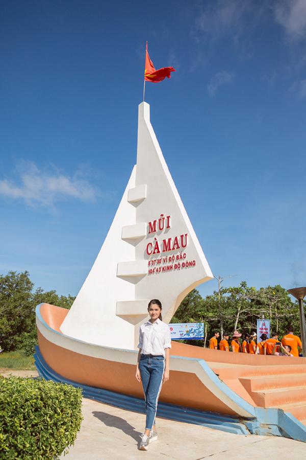 Á hậu Thuỳ Dung kêu gọi hiến máu nhân đạo tại Cà Mau