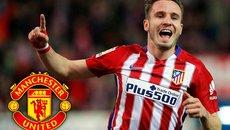 Mourinho chơi chiêu lấy Saul, MU gạ sao PSG