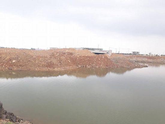 """Cận cảnh """"siêu dự án"""" Golden Hills nợ 244 tỷ đồng tiền sử dụng đất"""