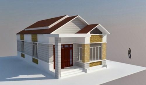 nhà đẹp, thiết kế nhà, xây nhà, nhà thu nhập thấp