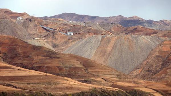 Triều Tiên, tài nguyên, khoáng sản