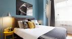 Học cách thiết kế căn hộ 45m2 đẹp cá tính và đầy đủ chức năng