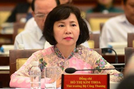 Vi phạm của Thứ trưởng Kim Thoa là nghiêm trọng, xem xét kỷ luật