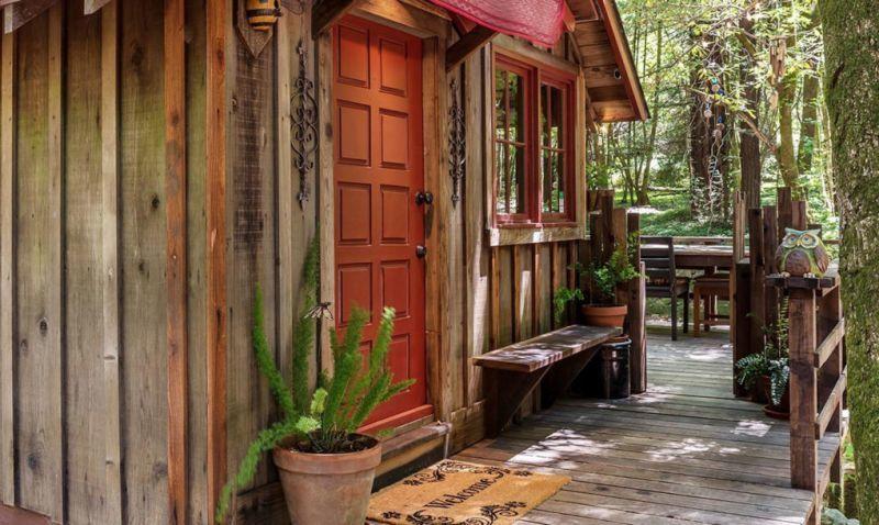 nhà đẹp, thiết kế nhà, ngôi nhà theo phong cách đồng quê