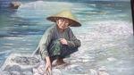 Vụ thu hồi bức tranh 'Biển chết' không liên quan đến chính trị
