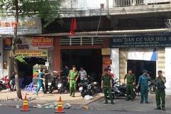 Một phụ nữ rơi từ tầng 4 xuống đất, tử vong ở Sài Gòn
