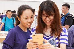 Apple đẩy mạnh mở rộng ở châu Á