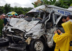 Vụ tai nạn ở Kon Tum: 34 người được điều trị phơi nhiễm HIV