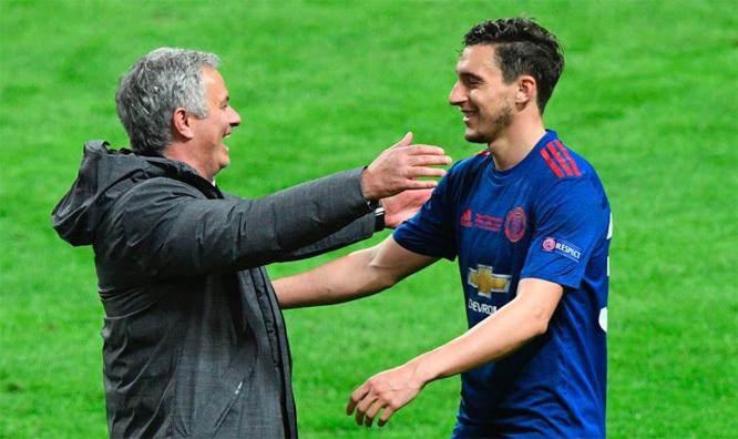 Mourinho chặn đứng âm mưu đào tẩu của trò cưng