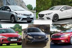 Ô tô liên tục giảm giá hàng chục triệu, đại lý vẫn trầy trật bán xe