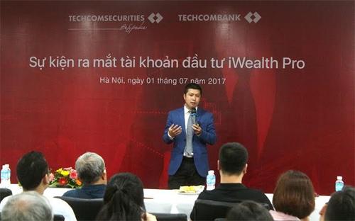 Ra mắt tài khoản đầu tư iWealth Pro
