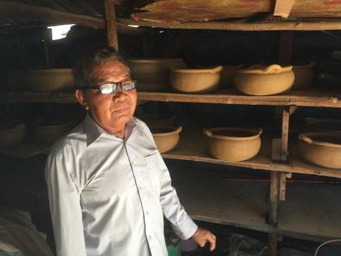 Làng nghề, làng nghề  gốm