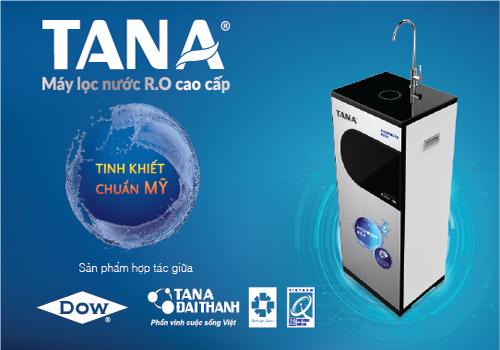 Nhận biết máy lọc nước sử dụng màng lọc R.O chính hãng