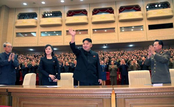 Kim Jong Un, vợ Kim Jong Un, Ri Sol Ju