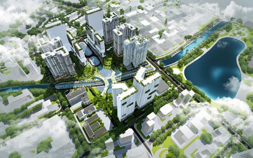 Tân Hoàng Minh có thêm dự án đất 'vàng' mới