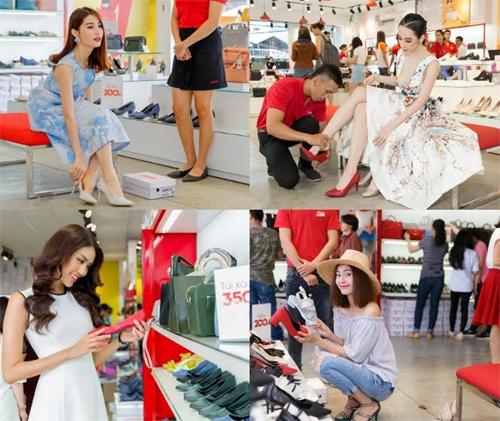 Giày Việt Juno: 1 giây bán 5 đôi giày