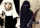 'Quý bà khủng bố' của IS khóc lóc đòi về nhà